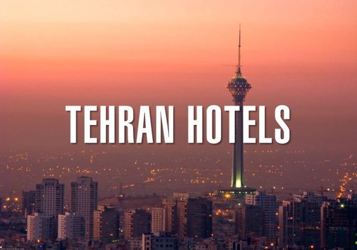 TEHRAN HOTELS