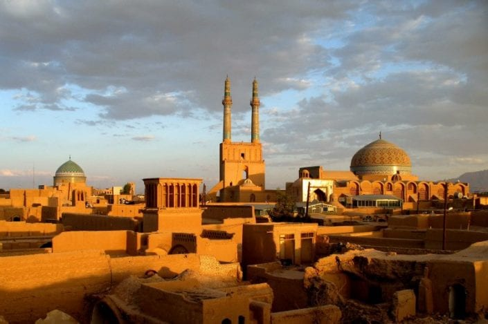 Yazd City Listed As Unesco World Heritage