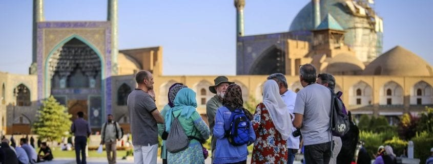 Small Group Tours Iran