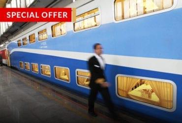 Iran Train Tour - The Persian Caravan Discover Iran by Private Train