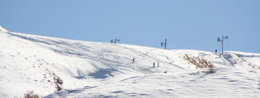 Khor Ski Resort