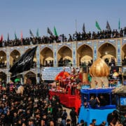 Visit Iran during Muharram
