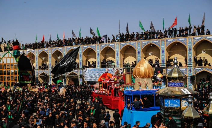 Visit Iran during Muharram