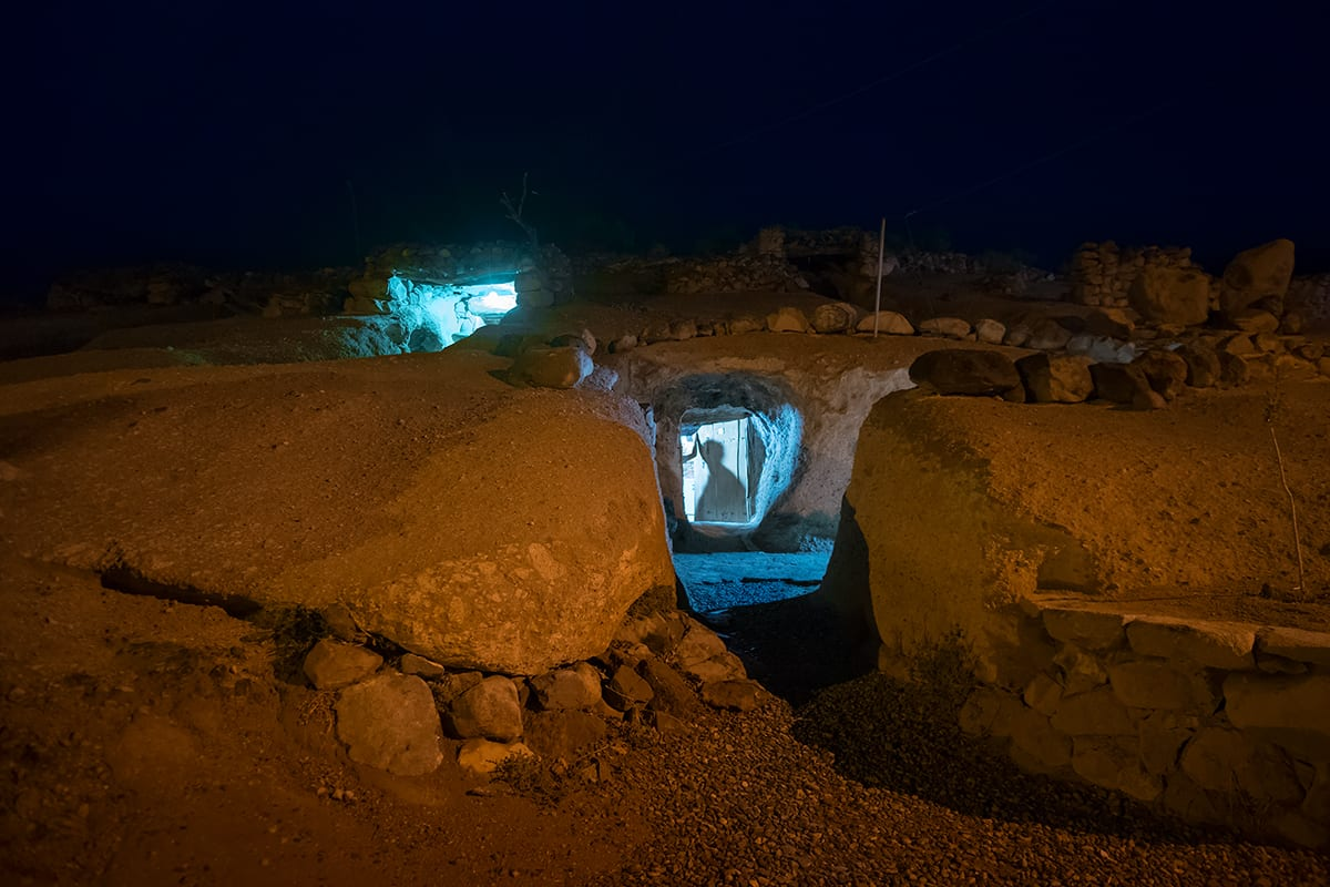 Photographing the hottest land surface on Earth in Iran - Travel to Iran