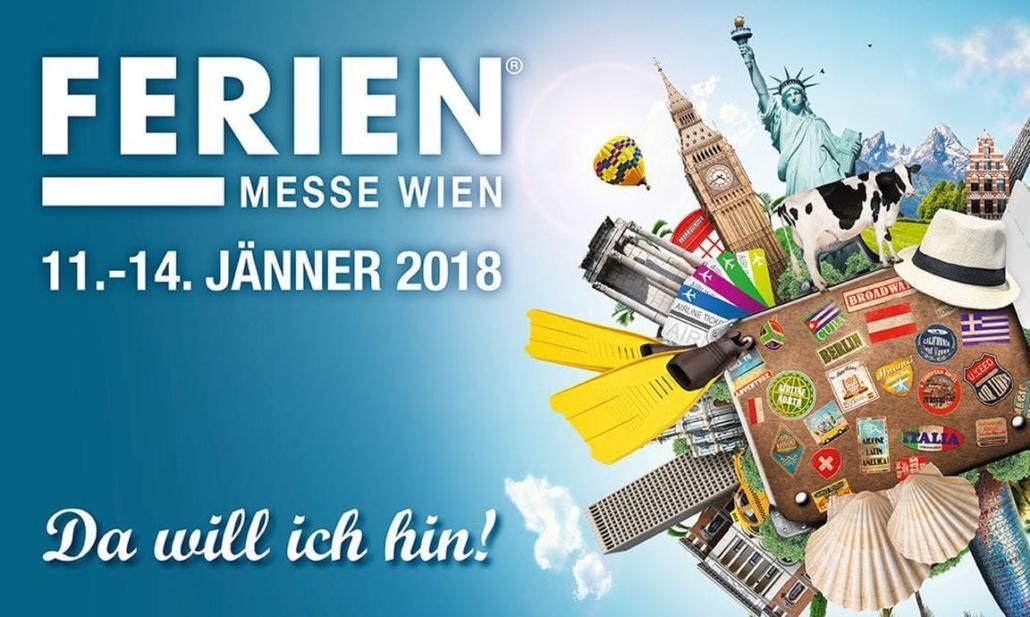 Ferien Messe Vienna travel trade show