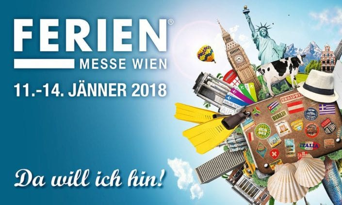 Ferien Messe Vienna travel trade show
