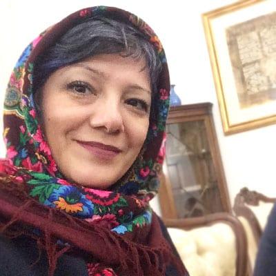Fereshteh Sabetian