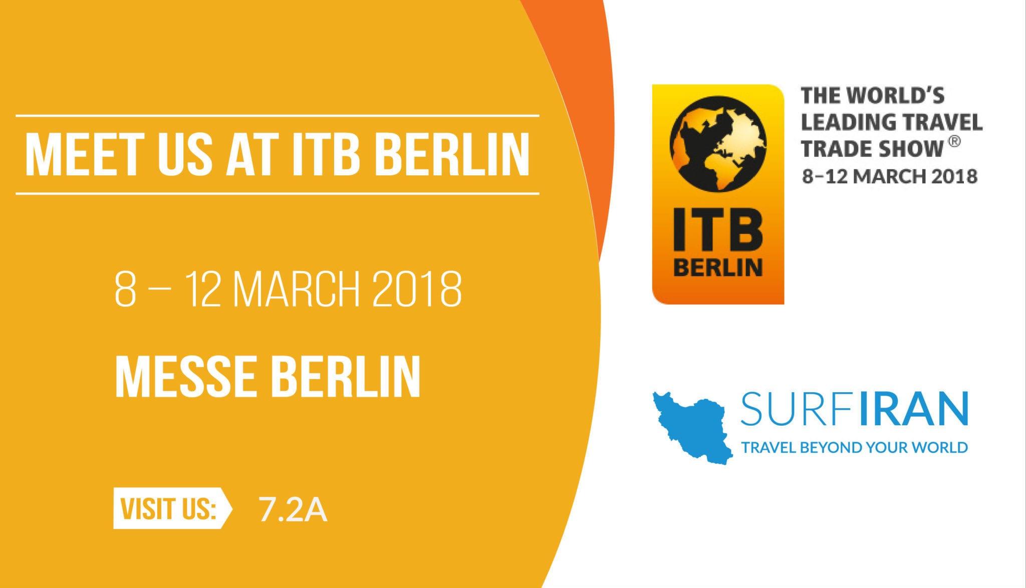 MEET SURFIRAN AT ITB BERLIN 2018