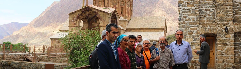 Iran bible tour