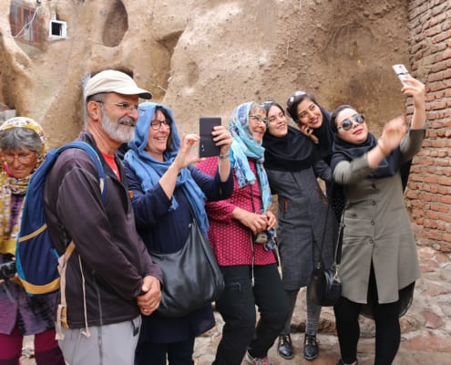 Small group holidays in Iran