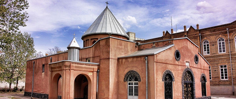 Saint Mary Church - Iran bible tour