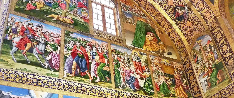 Vank Cathedral - Iran bible tour