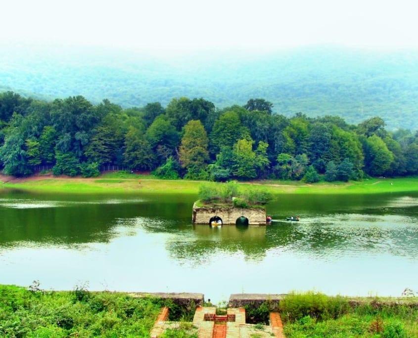 Abbasabad Garden in Behshahr