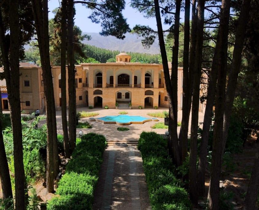 Akbarieh Garden in Birjand