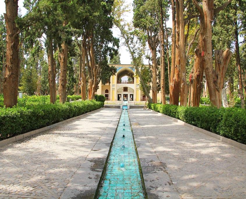 Fin Garden in Kashan