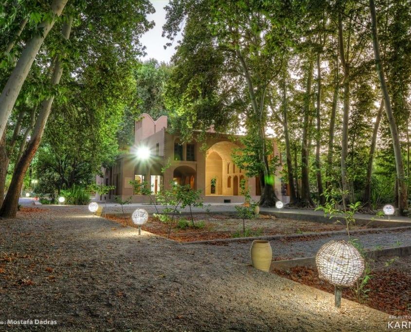 Pahlavanpour Garden in Mehriz