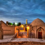 The extraordinary, desert city of Yazd boasts many wonders,