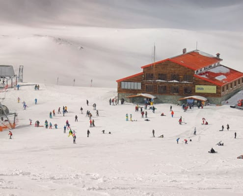 Best Ski Hotels Around Tehran
