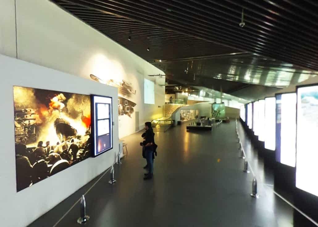 Holy Defense Museum in Tehran