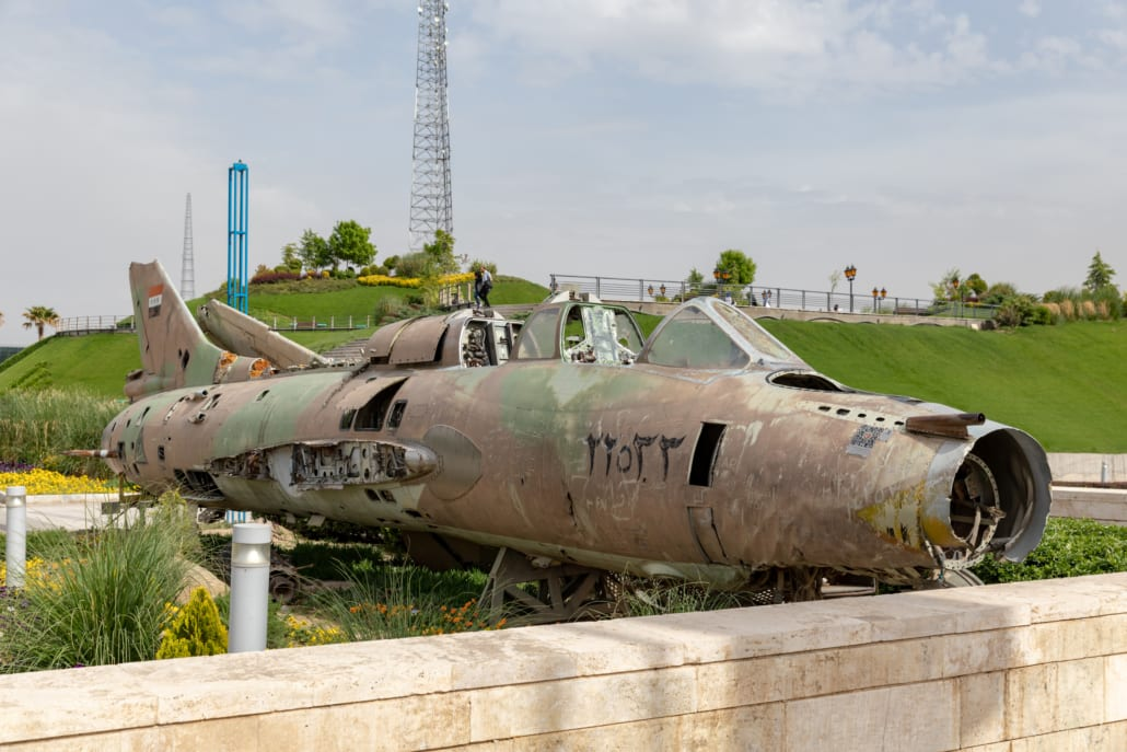 Holy Defense Museum in Tehran - Photo by Ninara - Flickr