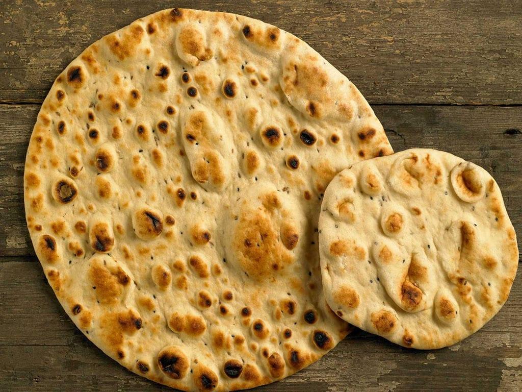 Taftoon bread