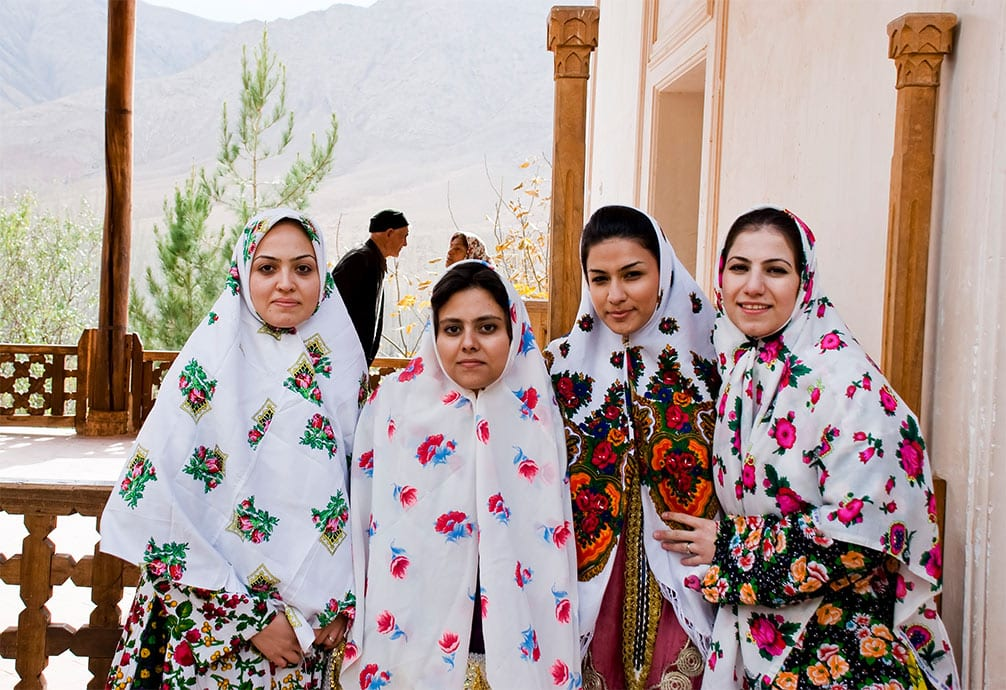 13++ Persian names for clothing info