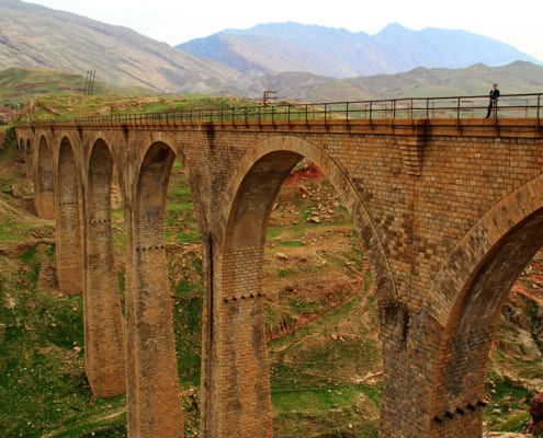 Khuzestan Train Tour – Nature, History, and Industry
