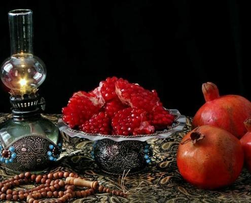 Iran Gets Ready To Celebrate Yalda Night