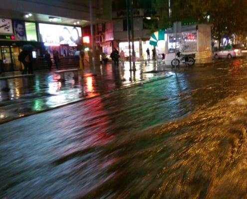 Flash floods in Iran - Things to Know for Travellers