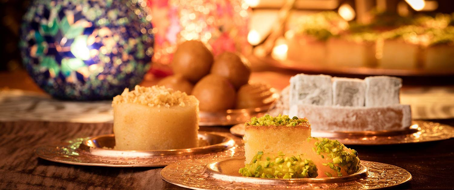 Special Persian Sweets for Ramadan - SURFIRAN