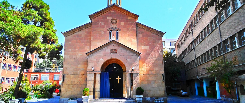Holy Mother of God Church, Tehran