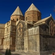 The Most Famous Churches in Iran