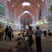 Carpet Bazaar of Tabriz