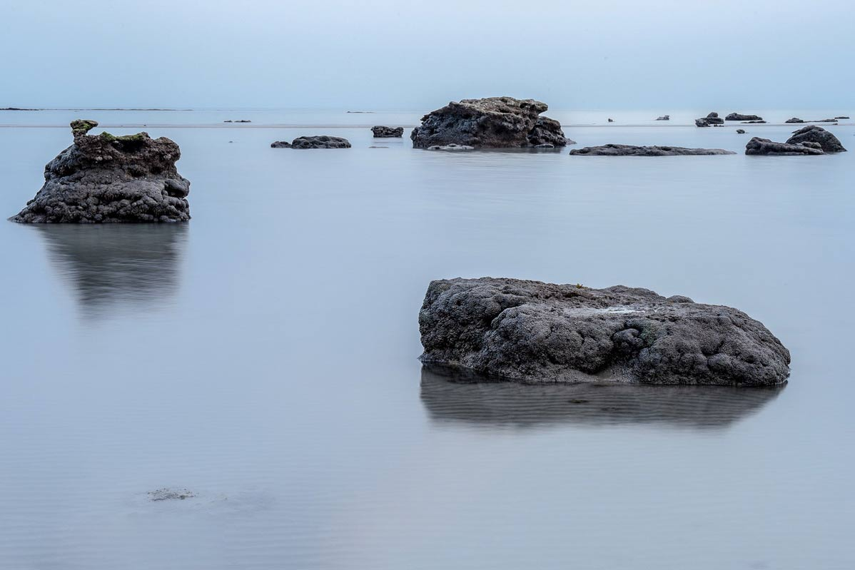 Hormuz Island – The Rainbow Island