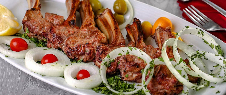 Shashlik Kebab