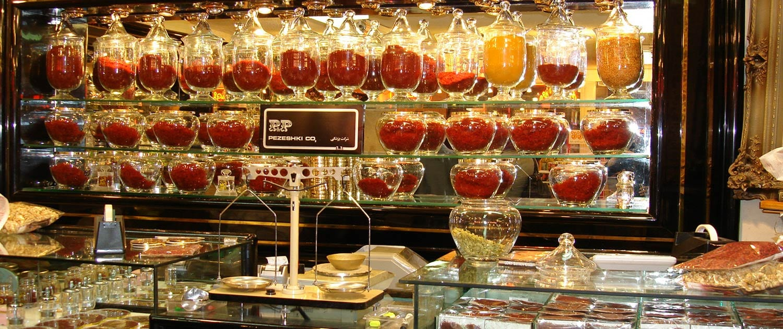 Saffron Shop