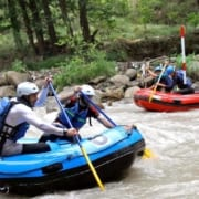Iran rafting