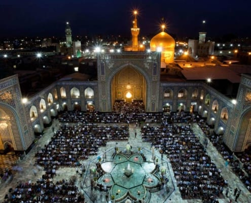 Travel Guide to Mashhad Holiest City of Iran