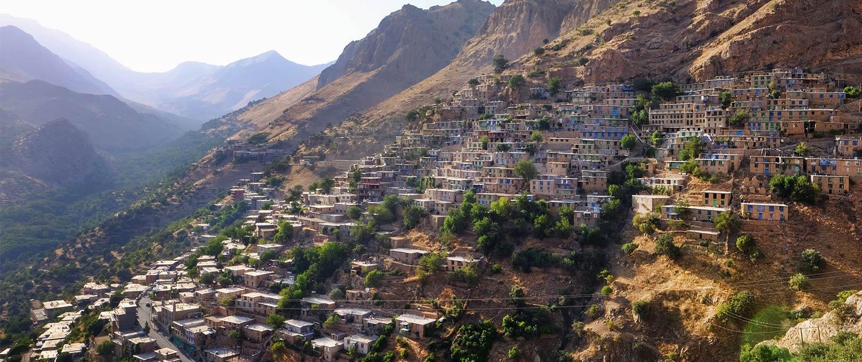Uraman, Iran