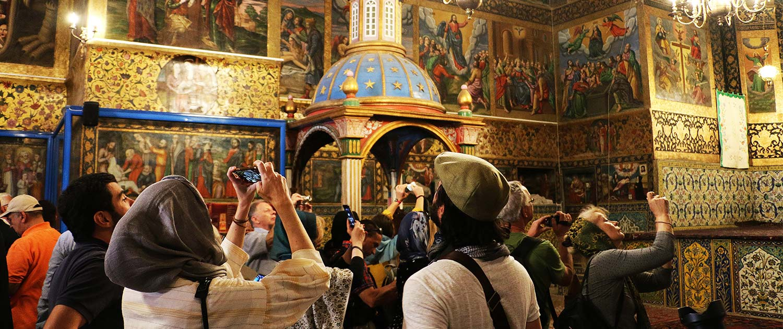 Skift Demand for Iran Tours Rising Despite U.S. Falloff