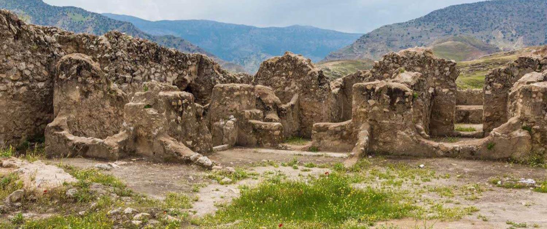 Historical City of Seimareh