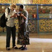 The story of a US citizen returning to Iran after 50 years