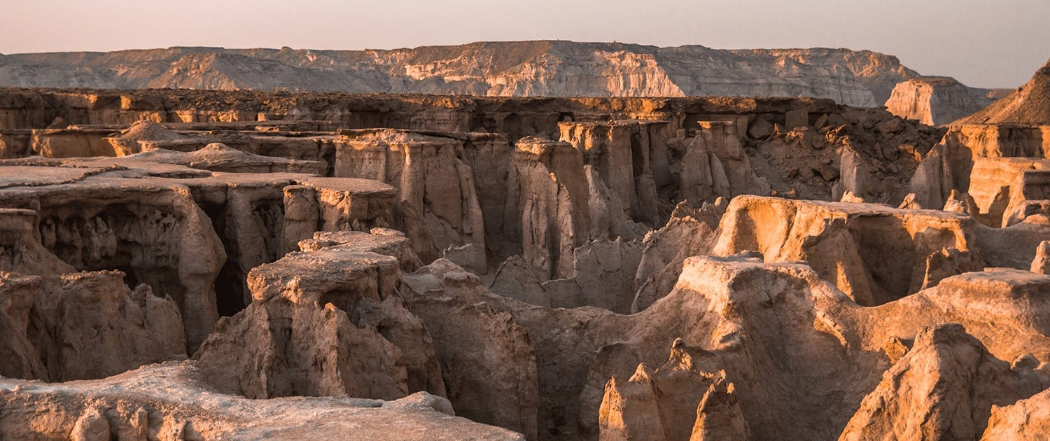 Star Valley in Qeshm - The 7 Most Beautiful Valleys in Iran - SURFIRAN