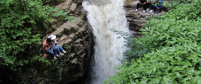 10 most beautiful waterfalls in Iran – SURFIRAN