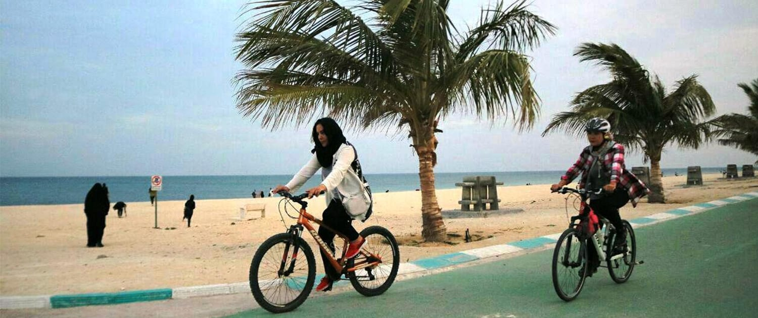 The Most Beautiful Biking Destinations in Iran