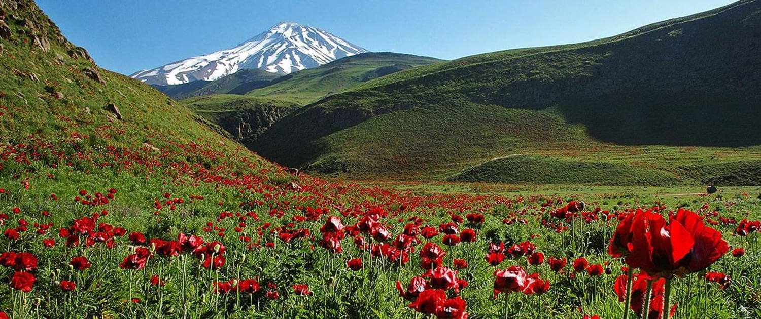 The Most Beautiful Biking Destinations in Iran - SURFIRAN