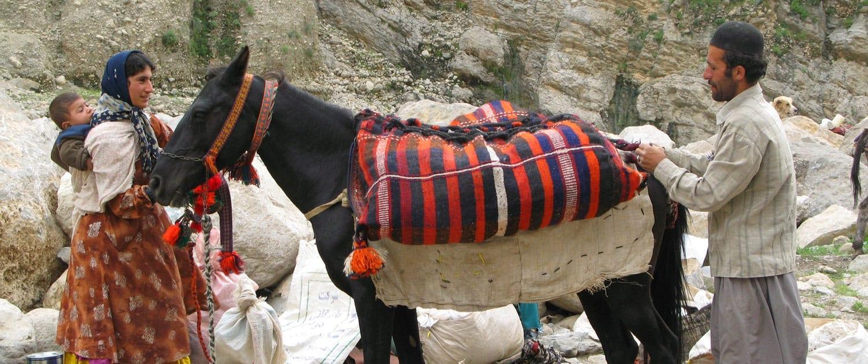 Visiting Iran Nomads - SURFIRAN
