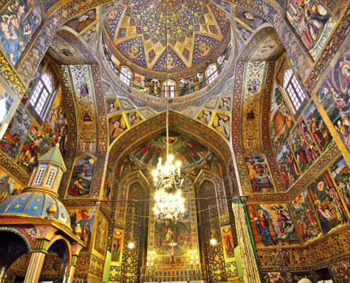 Biblical Sites and Christian Districts: Sacred Tourism Attractions of Iran