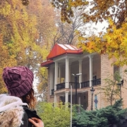 In Pictures: Exploring Tehran on a Rainy Autumn Day