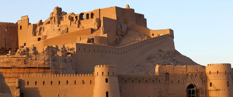 Arg-e bam - Iran World Heritage Sites